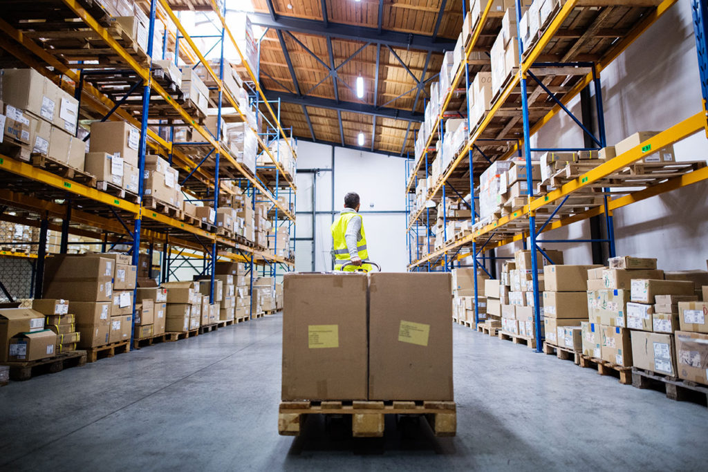 Leadership Warehouse Employee CSS Distribution Group